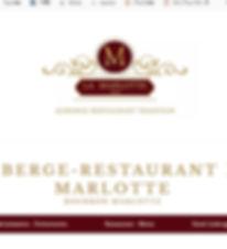 La Marlotte _ accueil _ restaurant Bourr
