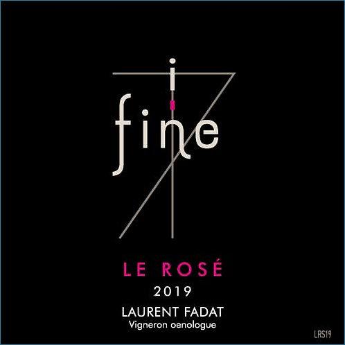 In fine le Rosé 2019