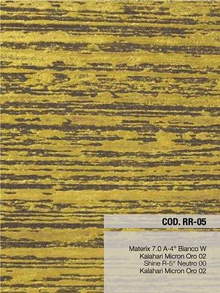 Kit Materix Effetto Roccia Rigata Teinte : COD RR-05