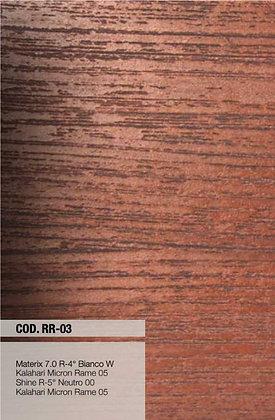 Kit Materix Effetto Roccia Rigata Teinte : COD RR-03