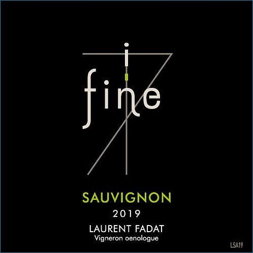 In fine Sauvignon Blanc 2018