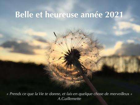 Nouvelles résolutions pour 2021 : et si on apprenait à s'aimer ?