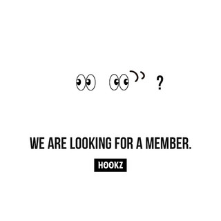 We are looking for a member