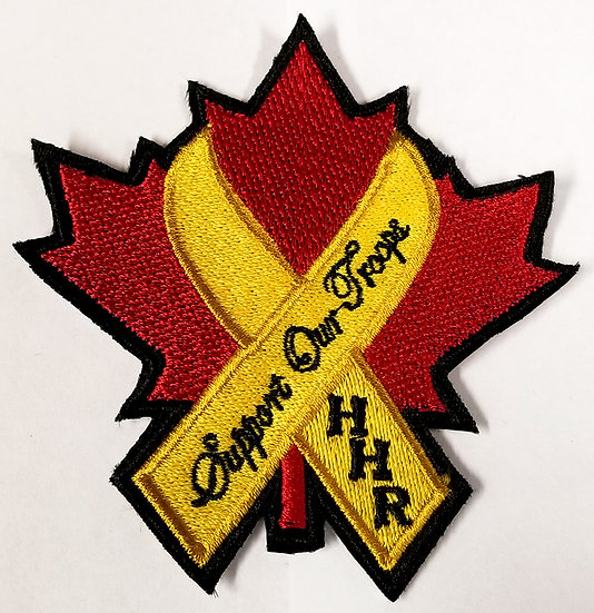 Support Maple Leaf