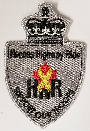 King's Highway Sign Patch