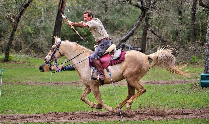 Horse Archery Fierce Power