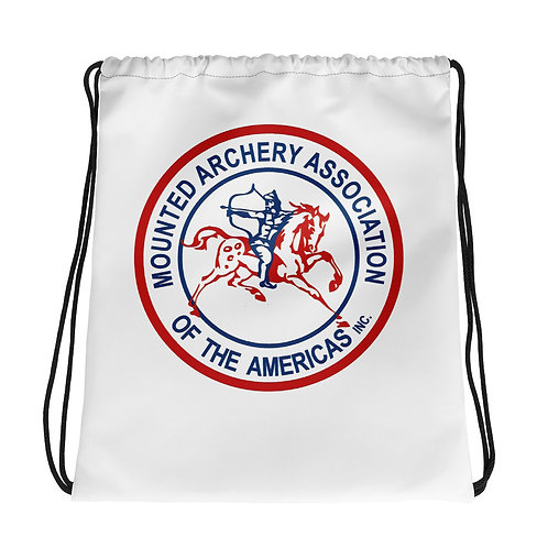 MA3 Logo Drawstring bag