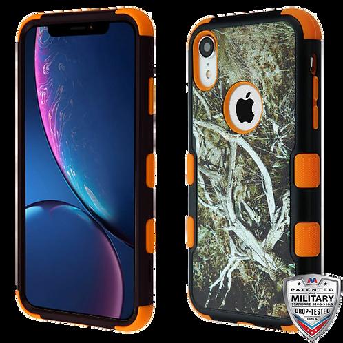 Iphone XR Orange Camo