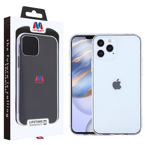 MyBat Candy Skin Case for Apple iPhone 12 (6.1) iPhone 12 Pro (6.1) - Glossy Tra