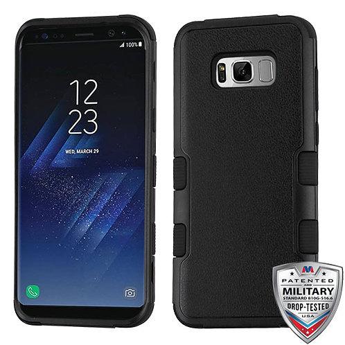 Samsung S8 Plus Natural Black TUFF Hybrid Phone Protector Cover