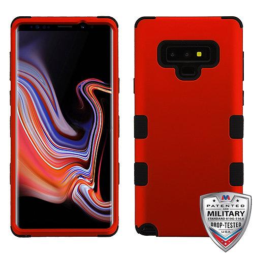 Samsung Note9 Titanium Red_Black TUFF Hybrid Protector Cover