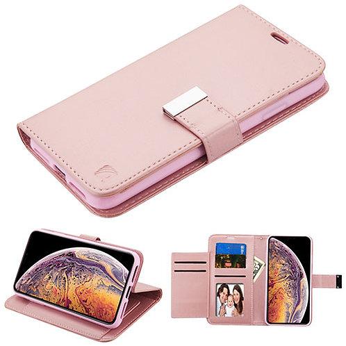 AIPHONEXSPLUSMYJKGE035WP_Rose Gold MyJacket Wallet Xtra Series (GE035) -WP