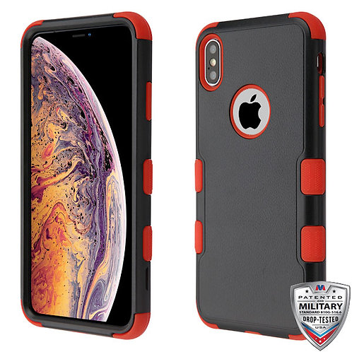 Iphone XS MAX Black/Red