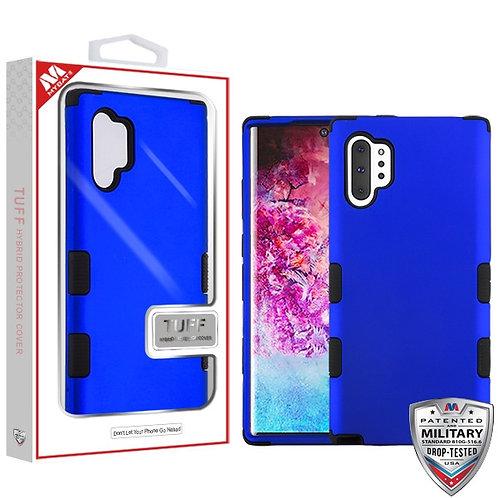 Samsung Note10 Plus Titanium Dark Blue_Black TUFF Hybrid Protector Cover