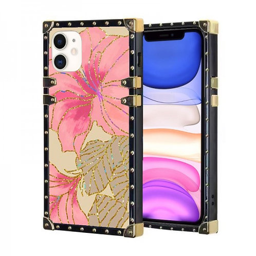 iphone 11-VINTAGE OPULENCE - PINK LILY