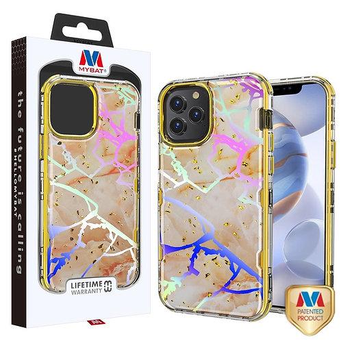 MyBat TUFF Kleer Hybrid Case for Apple iPhone 12 (6.1) iPhone 12 Pro (6.1) - Pal