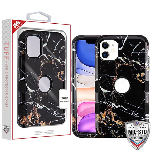 Montmartre Marble_Black TUFF Hybrid Protector Cover