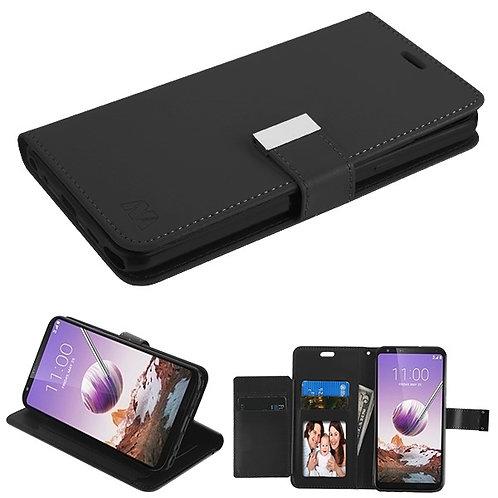 Black/Black MyJacket Wallet Xtra Series (GE031) -WP