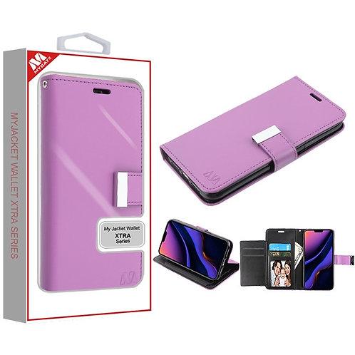 Iphone11 Pro Max_Purple_Dark Blue MyJacket Wallet Xtra Series