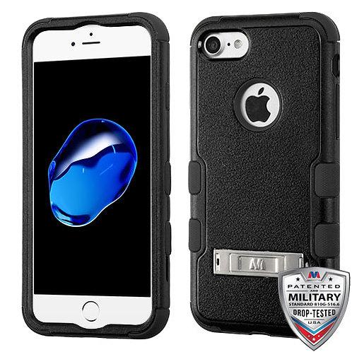 Iphone 7/8 Natural Black/Kickstand TUFF Hybrid