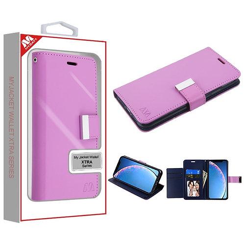 IP11RMYJKGE034_Purple_Dark Blue MyJacket Wallet Xtra Series (GE034) -WP