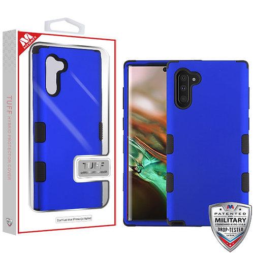 Samsung Note10 Titanium Dark Blue_Black TUFF Hybrid Protector Cover