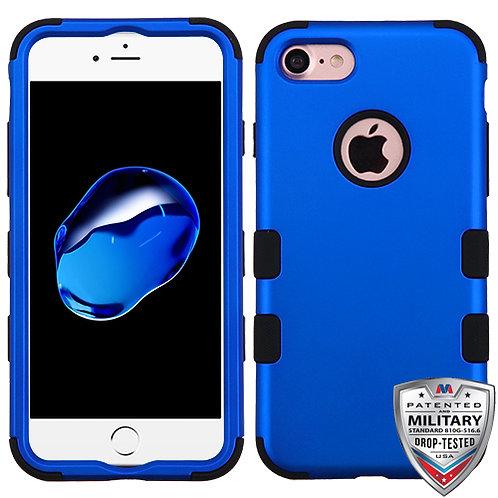 Iphone 7/8 Titanium Dark Blue/Black TUFF Hybrid