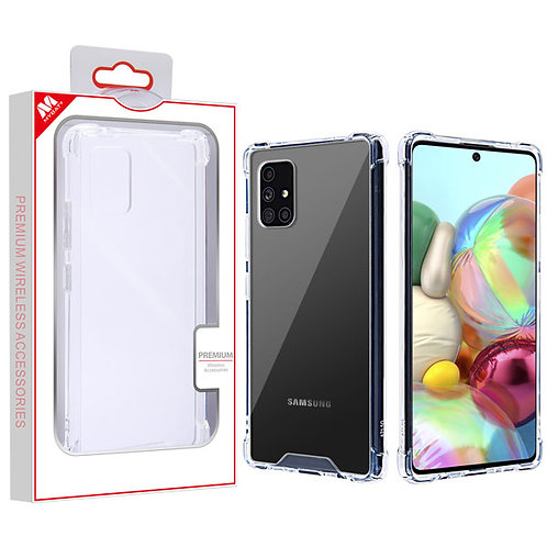 Highly Transparent Clear/Transparent Clear Sturdy Gummy Cover