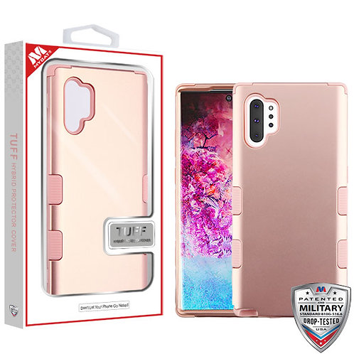 Samsung Note10 Plus Rose Gold TUFF Hybrid Protector Cover