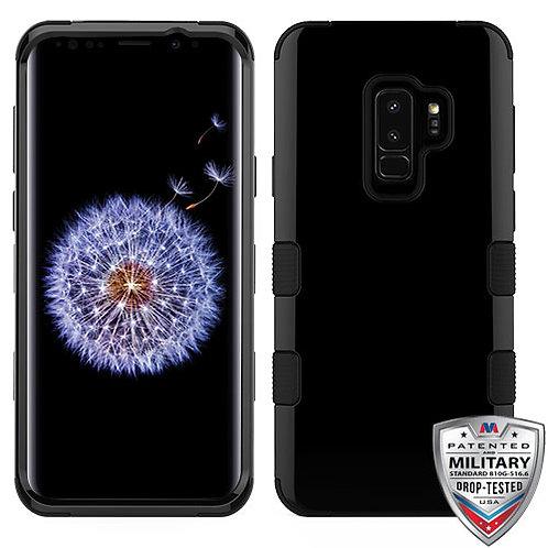 Samsung S9 Plus Jet Black TUFF Hybrid Phone Protector Cover