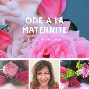 Ode à la maternité sous toutes ses formes