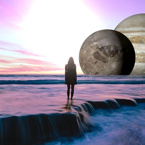 """Montage créatif autour de ma chanson """"Folles Planètes"""""""