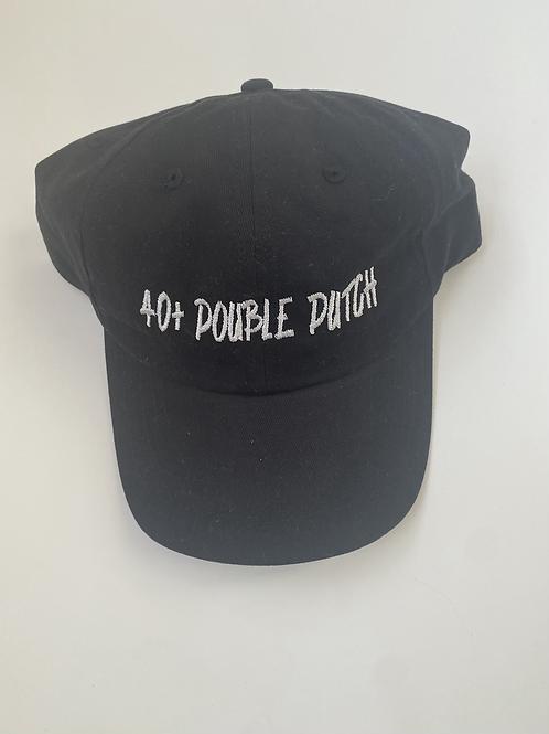 40+ Double Dutch Cap