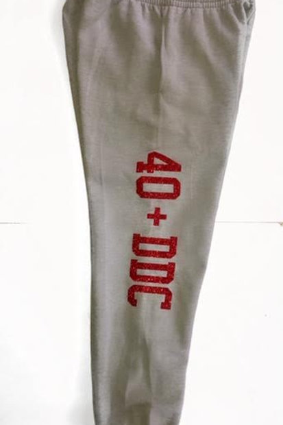 40+ Double Dutch Sweats - Grey