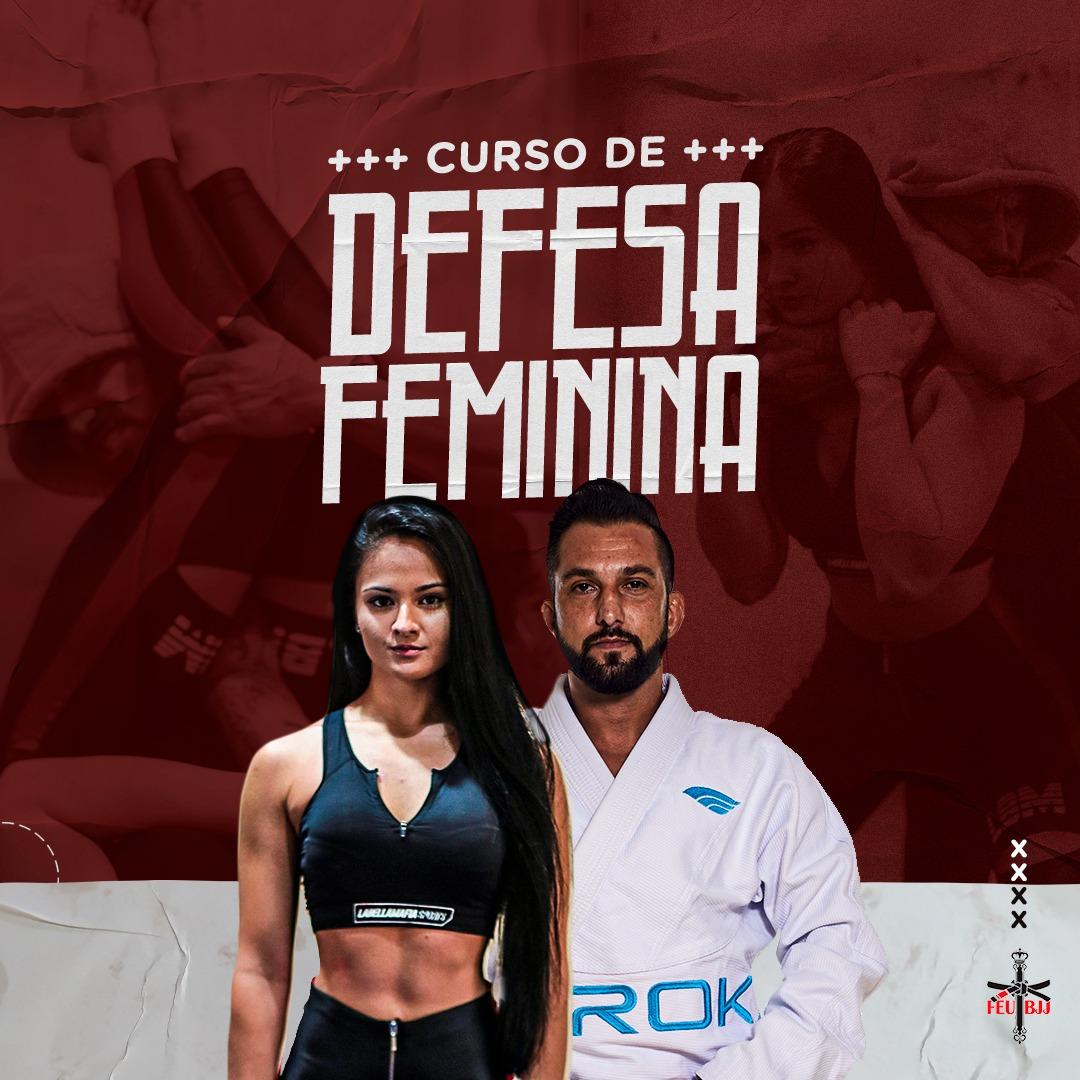 Curso de Defesa Feminina Feubjj