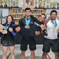 Atletas Feu Bjj Formando Campeões no Tatame  e na Vida