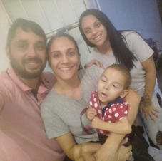 Ajuda a família carente