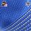 Thumbnail: KIMONO MASTER GOLD AZUL ROYAL PRETORIAN ADULTO JIU-JITSU