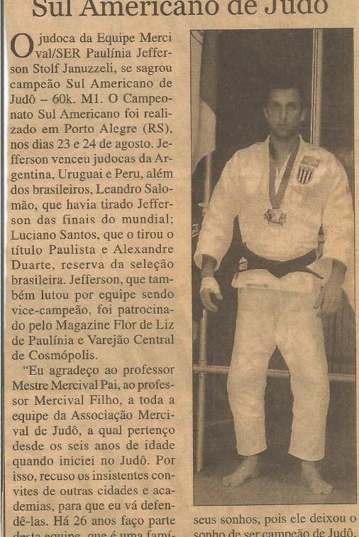 Judô_jefferson_campeão _sulamericano_jud