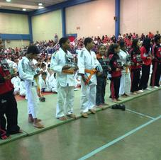 Aluno do projeto que ganhou premio da federacao paulista de judo e agora passou na seletiv