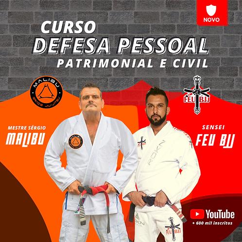 CURSO DE DEFESA PESSOAL PATRIMONIAL E CIVIL