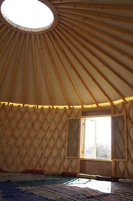 יורט אוהל מונגולי