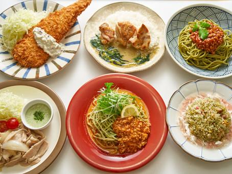 食べるSDGs「スピルリナ」を使ったメニューを東芝府中事業所の社員食堂で展開。