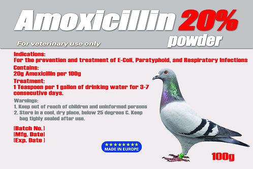 Amoxicillin 20%