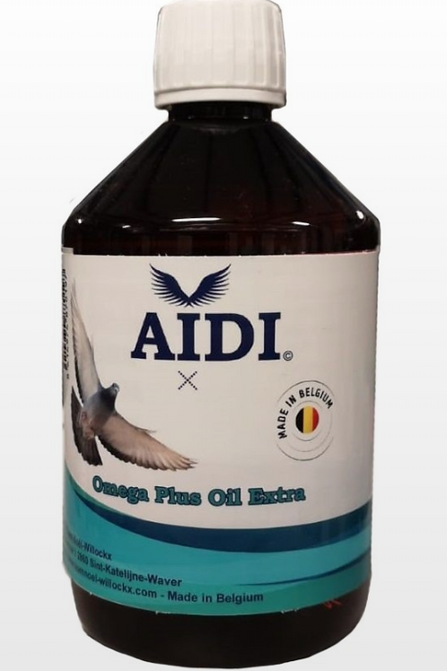AIDI Omega Plus Oil Extra 500ml
