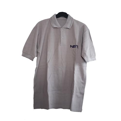 Grey Polo Shirt NET