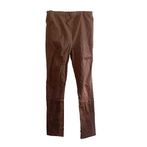 Brown Katun Pant