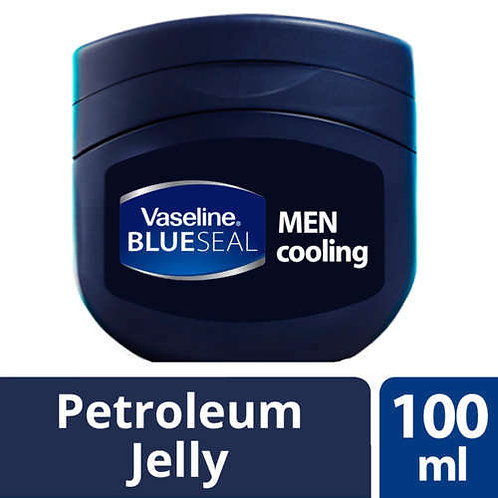 VASELINE MEN COOL PETROLEUM JELLY 100ML