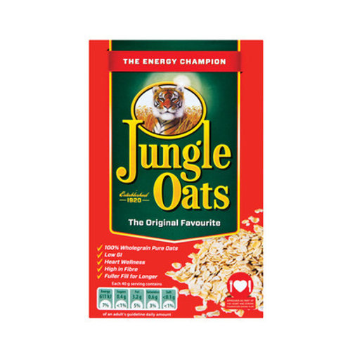 JUNGLE OATS 1KG