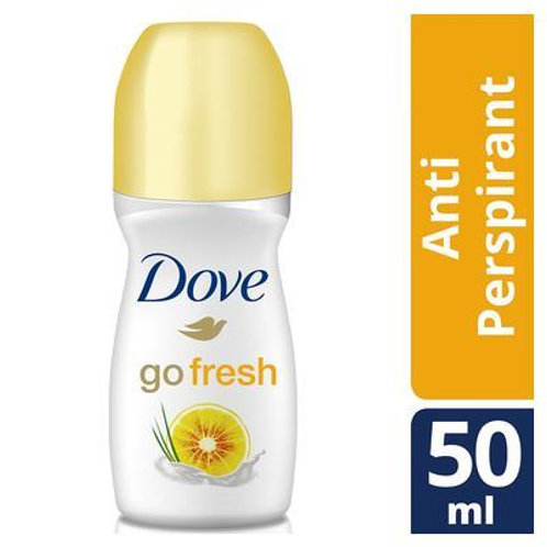 DOVE ROLL ON G FRUIT&LEMON GRASS 50ML